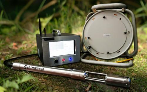 欧仕自主研发:G.O.Sensor智能化地下水在线监测系统
