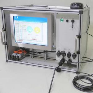 便携式水生态监测站