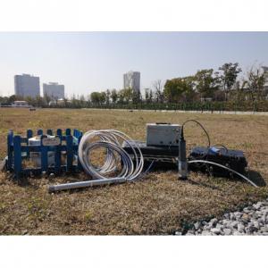 地下水低流速洗井及采样分析系统